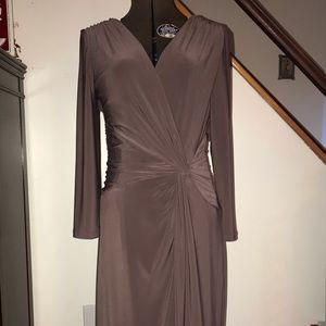 Women's Ralph Lauren Taupe Dress size 8